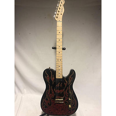 Fender Artist Series James Burton Telecaster Solid Body Electric Guitar