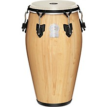 Artist Series Luis Conte Conga with Remo Nuskyn Head 12.50 in. Natural