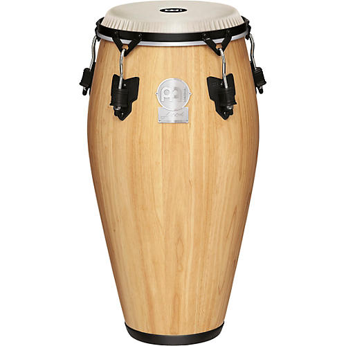 Meinl Artist Series Luis Conte Conga with Remo Nuskyn Head Condition 1 - Mint 11 in. Natural