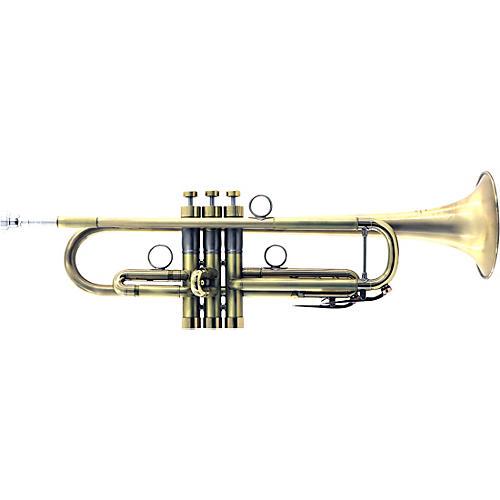 BAC Music Artist Series Portland Trumpet Lightweight Lacquer Gold Brass Bell