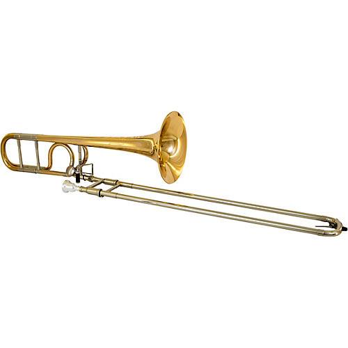 BAC Music Artist Series San Francisco Trombone Lightweight Lacquer Gold Brass Bell