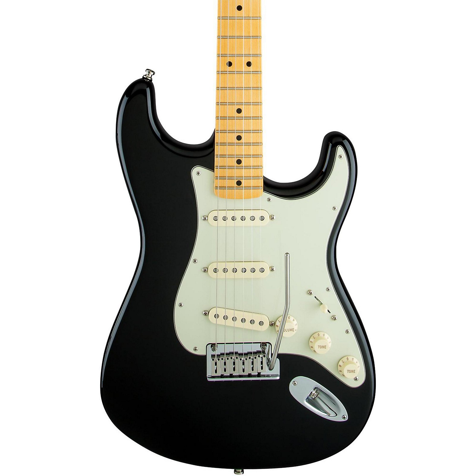 Fender Artist Series The Edge Strat Maple Fingerboard Electric Guitar