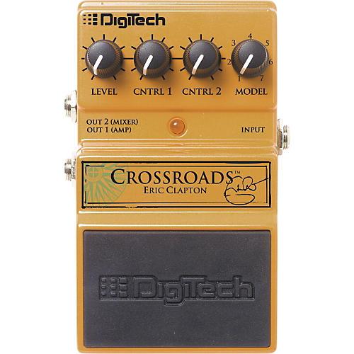 DigiTech Artist Series XAS-EC Eric Clapton Crossroads Guitar Multi Effects Pedal