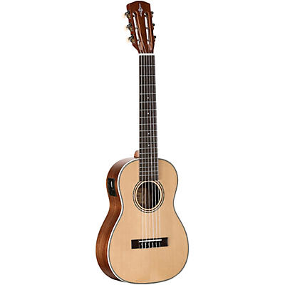 Alvarez Artist Travel Size Baritone Acoustic-Electric Ukulele