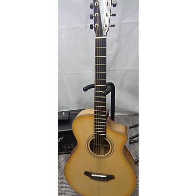 Breedlove Artista Concertino Cutaway Natural Shadow Acoustic Electric Guitar