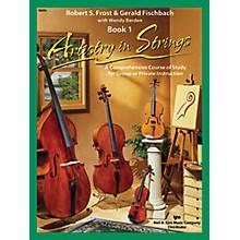 KJOS Artistry In Strings Book 1/CD Violin