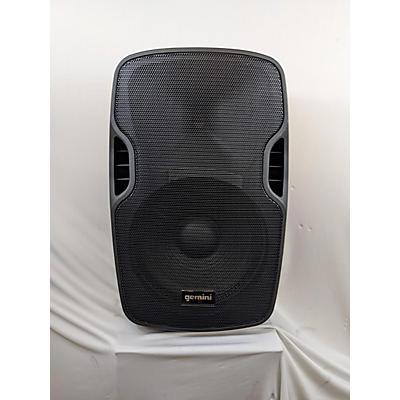Gemini As-12blu Powered Speaker
