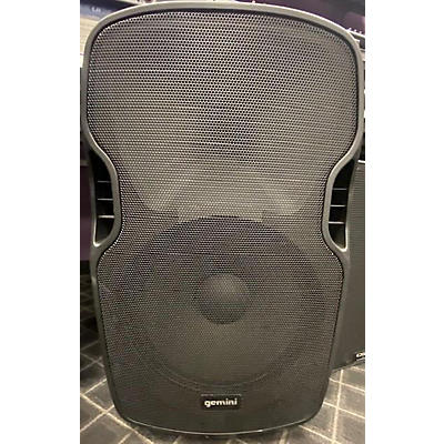 Gemini As-15blu Powered Speaker