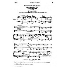 Novello As Torrents in Summer SA Composed by Edward Elgar