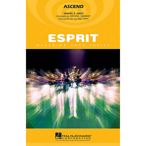 Hal Leonard Ascend Marching Band Level 3 Arranged by Michael Sweeney