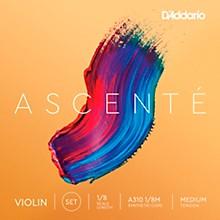Ascente Violin String Set 1/8 Size, Medium