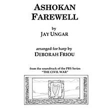 Hal Leonard Ashokan Farewell (for Harp) Harp Series