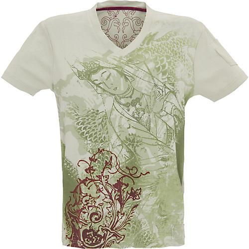 Edward Dada Asian Lady Men's T-Shirt