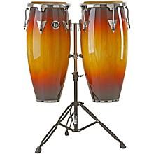 Aspire Conga Set with Free Bongos Vintage Sunburst
