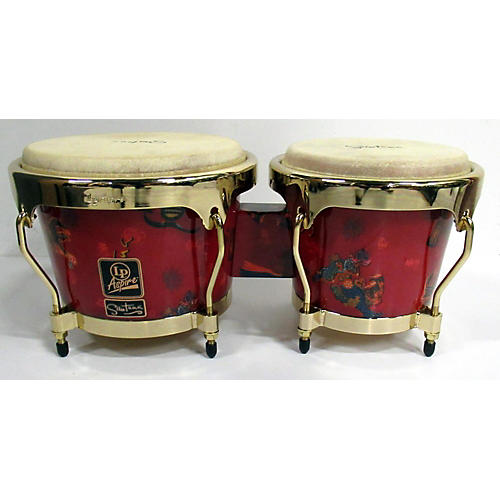 LP Aspire Santana Bongos Bongos