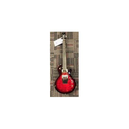 Kramer Assault Plus Solid Body Electric Guitar Bengal Burst