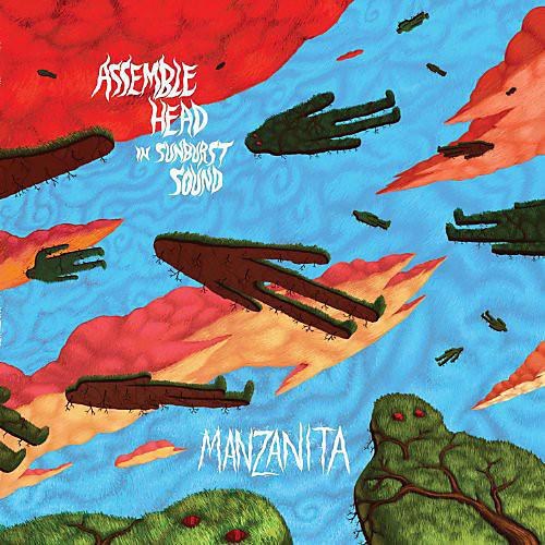Alliance Assemble Head in Sunburst Sound - Manzanita