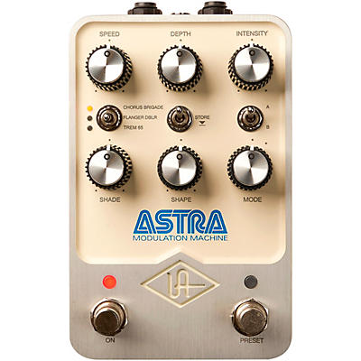 Universal Audio Astra Modulation Machine Effects Pedal