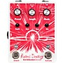 Earthquaker Devices Astral Destiny Modulated Octave Reverb Effects Pedal Red