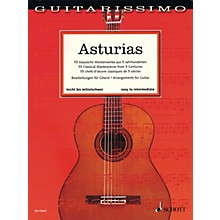 Schott Asturias (55 Classical Masterpieces from 5 Centuries Guitar) Guitar Songbook