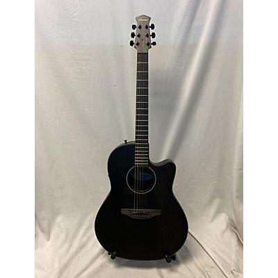 Ovation Asxstrmsd-Es Acoustic Electric Guitar