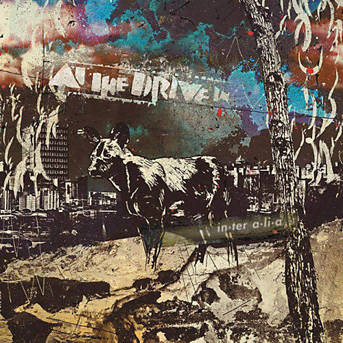 Alliance At the Drive-In - in•ter a•li•a (Colored Vinyl, Includes Download Card)