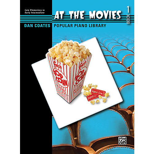 Alfred At the Movies Book 1 Piano
