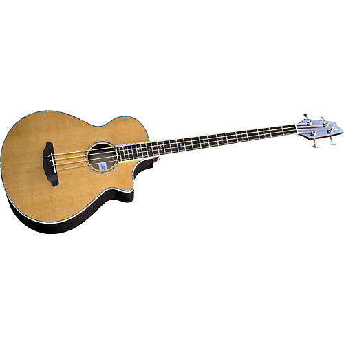 Breedlove Atlas Series Stage BJ350/CR4 Acoustic-Electric Bass Guitar