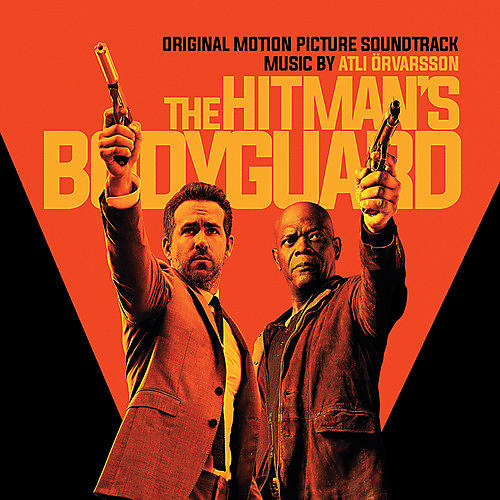 Alliance Atli Orvarsson - The Hitman's Bodyguard (Original Soundtrack)