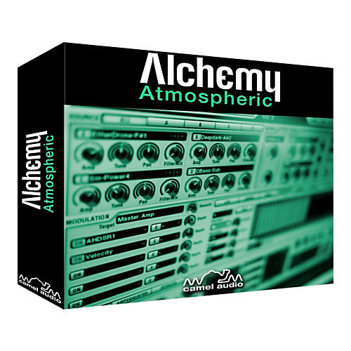 Camel Audio Atmospheric Alchemy - Synth & Expansion Pack Bundle Software Download