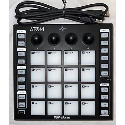 Presonus Atom Control Staiton MIDI Controller