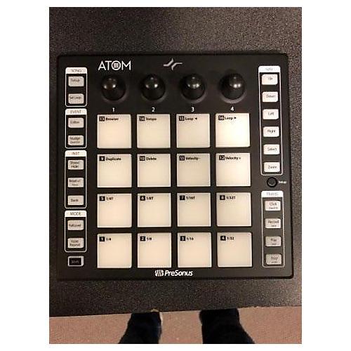Atom MIDI Controller