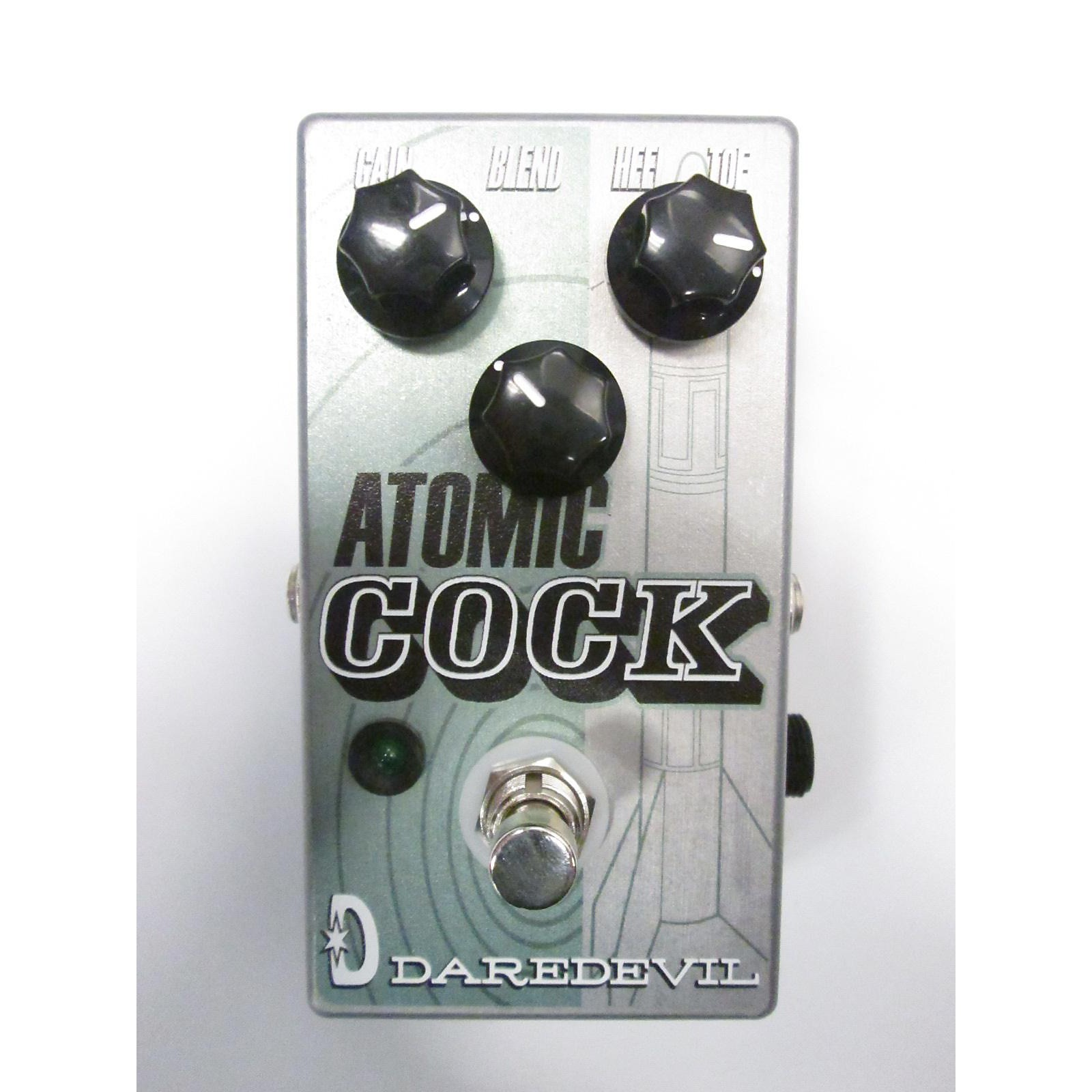 Daredevil Pedals Atomic Cock Effect Pedal