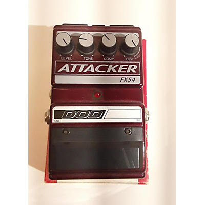 DOD Attacker FX54 Effect Pedal