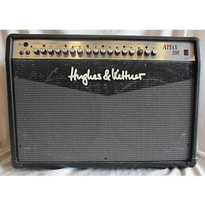 Hughes & Kettner Attax 200 Tube Guitar Combo Amp