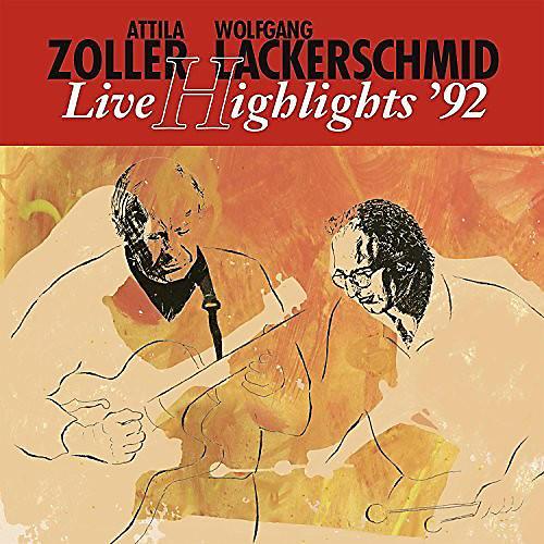 Alliance Attila Zoller & Lackerschmid, Wolfgang - Live Highlights '92