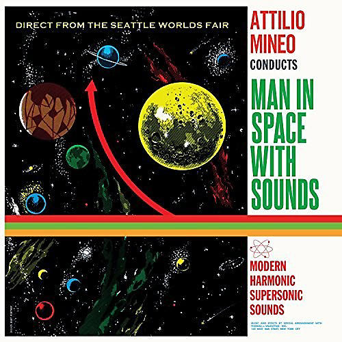 Alliance Attilio Mineo - Man In Space With Sounds