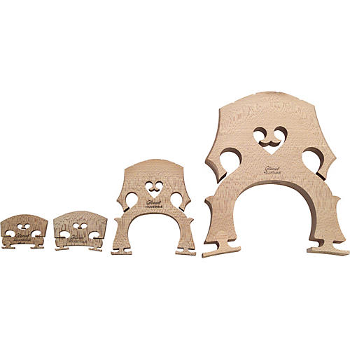 The String Centre Aubert Adjustable Violin Bridge