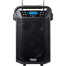 Denon Professional Audio Commander 200W Wireless Mobile PA System