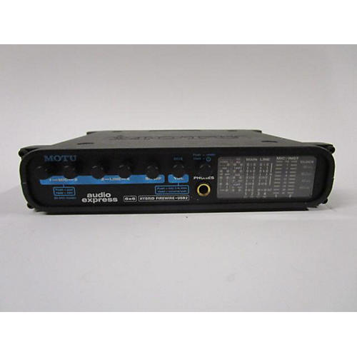 MOTU Audio Express 6x6 Audio Interface
