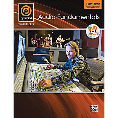Alfred Audio Fundamentals Book & DVD