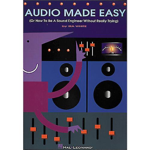 Hal Leonard Audio Made Easy Book