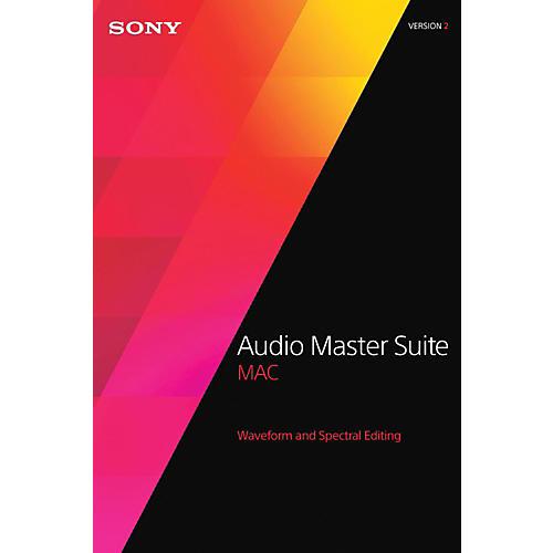 Magix Audio Master Suite 2 - Mac Software Download