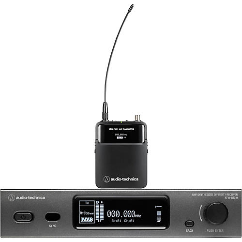 Audio-Technica Audio-Technica ATW-3211 3000 Series Frequency-agile True Diversity UHF Wireless Systems
