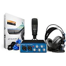 Open BoxPreSonus AudioBox 96 Studio