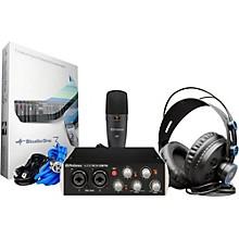 Open BoxPreSonus AudioBox 96 Studio Package