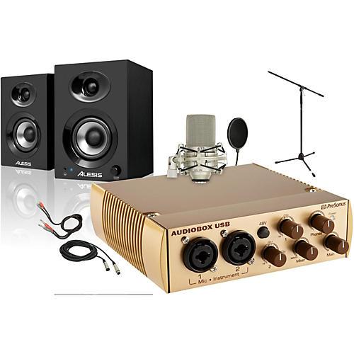 PreSonus AudioBox Gold Elevate 990 Package