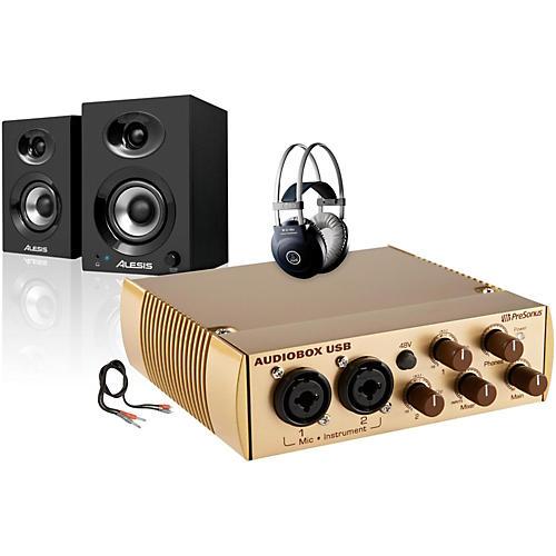PreSonus AudioBox Gold Elevate Package