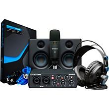 PreSonus AudioBox Studio Ultimate Bundle, 25th Anniversary Edition