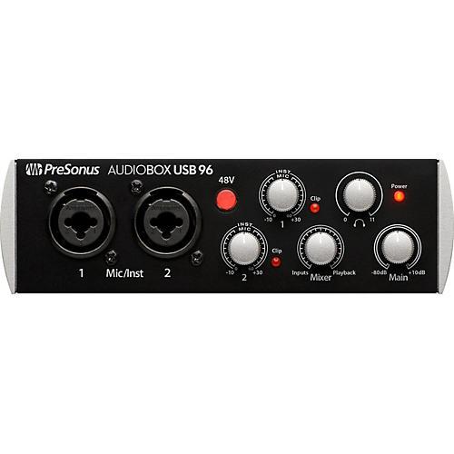 PreSonus AudioBox USB 96 Recording System